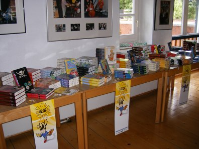Julius-Club 2008 Leer Bücher