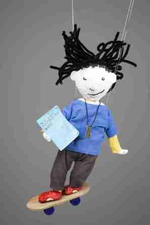 Julius-Club 2009 Figur, Kreativwerkstatt