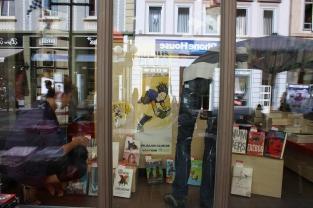 Julius-Club 2011 Schaufensterdeko