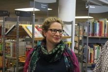 Kulturreferentin Kerstin Spanke