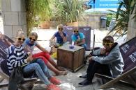 Die Julius-Brillen bewähren sich am City-Beach