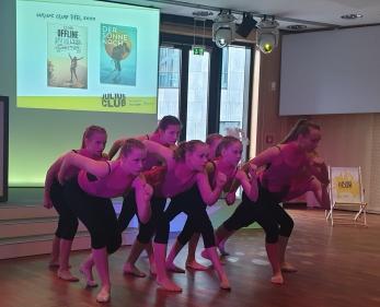 Tanzgruppe Ars Saltandi
